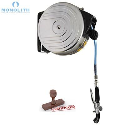 Wall Mounted Hose Reels Made In Italy Monolith Srl